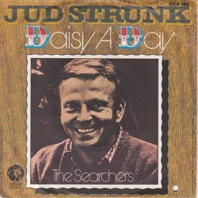 Jud Strunk - Daisy a boy + The searchers (Vinylsingle)