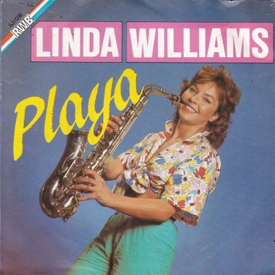 Linda Williams - Playa + Playa (Vinylsingle)