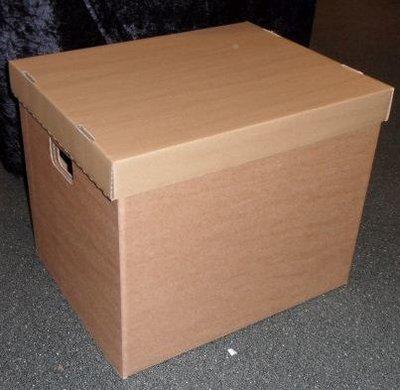 LP Box Karton - per stuk