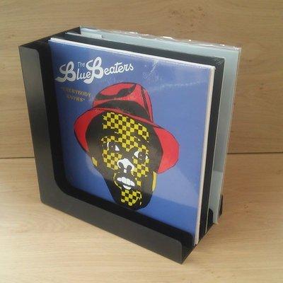 LP Rek voor 80 platen (set van 2 stuks) - per set van 2 stuks
