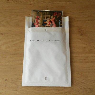 Luchtkussen envelop voor CD - per 100 stuks