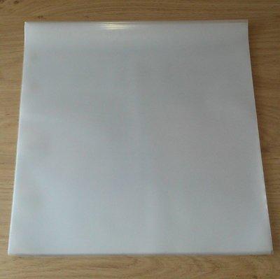 Plastic Binnenhoezen Voor Kartonnen Picture Disc Hoezen - per 10 stuks