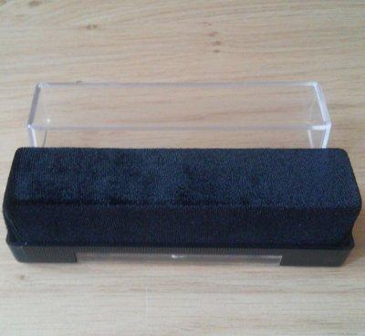 Platenborstel (Fluwelenreiniger) - per stuk