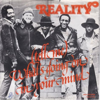 Reality - Tell me what's going on in your mind + O.K. (Vinylsingle)