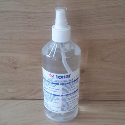 Tonar QS Audio Vinyl Cleaner, Flacon 500 ml - per stuk