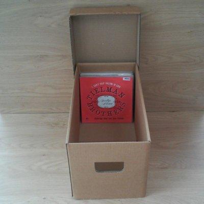 Vinylsingle Box - per stuk