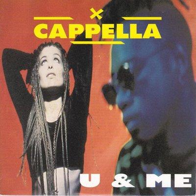 Cappella - U & me + (tube mix) (Vinylsingle)