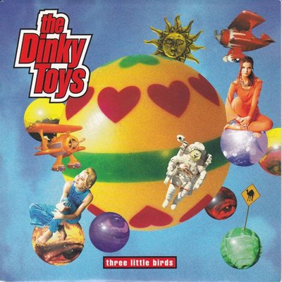 Dinky Toys - Three little birds + Lich my lips (Vinylsingle)