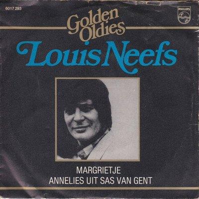 Louis Neefs - Margrietje + Annelies uit Sas van Gent (Vinylsingle)