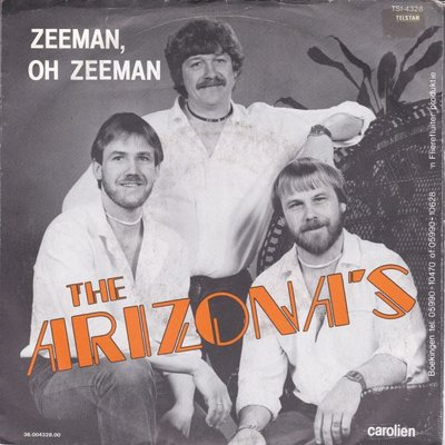 Arizona's - Zeeman. oh zeeman + Carolien (Vinylsingle)