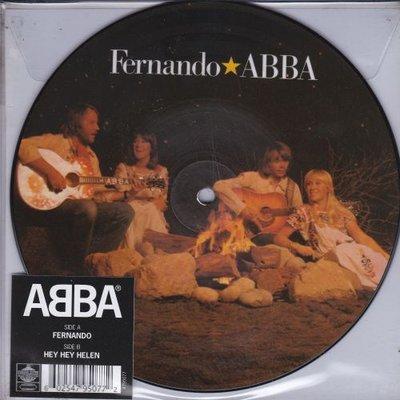 Abba - Fernando + Hey Hey Helen (Vinylsingle)