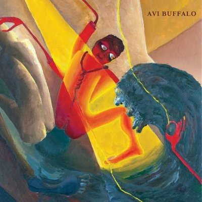 AVI BUFFALO - AVI BUFFALO (Vinyl LP)