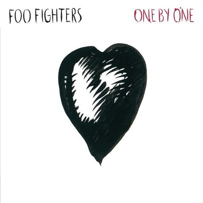 FOO FIGHTERS - ONE BY ONE (Vinyl LP)