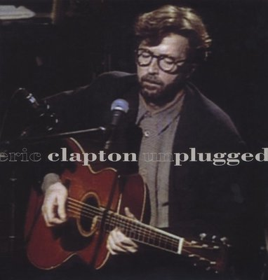 ERIC CLAPTON - UNPLUGGED -HQ- (Vinyl LP)
