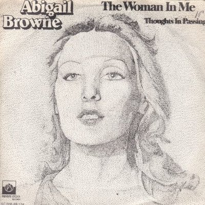 Abigail Browne - The Woman In Me + Thoughts In Passing (Vinylsingle)
