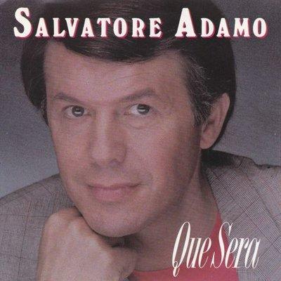 Adamo - Que sera + Genau wie damals (Vinylsingle)