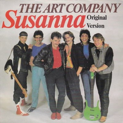 Art Company (VOF de Kunst) - Susanna + The 17th floor (Vinylsingle)