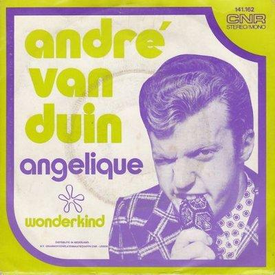 Andre van Duin - Angelique + Wonderkind (Vinylsingle)