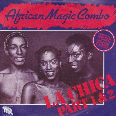 African Magic Combo - La Chica part 1 & 2 (Vinylsingle)