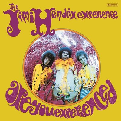 JIMI HENDRIX - ARE YOU EXPERIENCED (Vinyl LP)