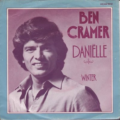 Ben Cramer - Danielle + Winter (Vinylsingle)