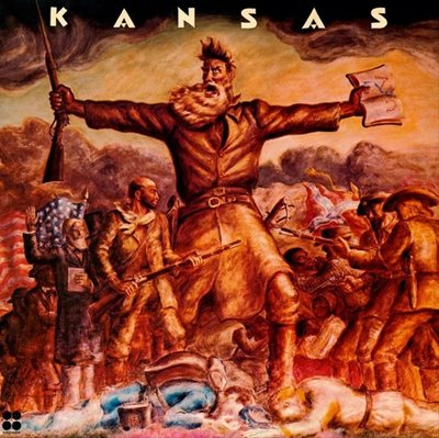 KANSAS - KANSAS -TRANSPARANT VINYL- (Vinyl LP)