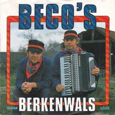 Beco's - Berkenwals + Becowals (Vinylsingle)