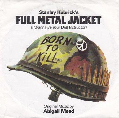 Abigail Mead - Full metal jacket + Fly by night (Vinylsingle)