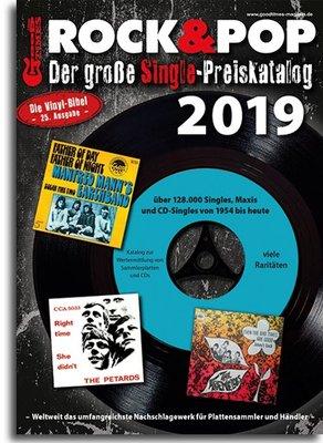"""Prijs catalogus 7"""" Singles, editie 2019 - per stuk"""