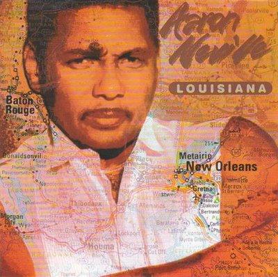 Aaron Neville - Louisiana + House On A Hill (Vinylsingle)