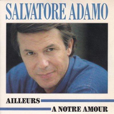 Adamo - Ailleurs + A notre amour (Vinylsingle)