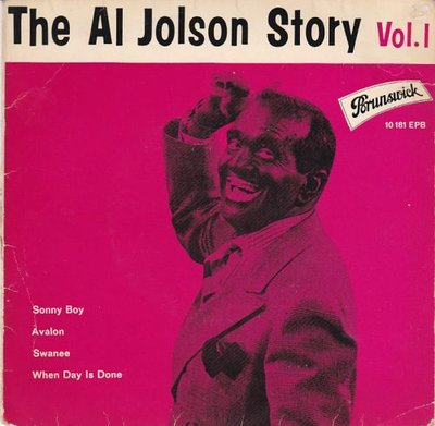 Al Jolson - Al Jolson Story vol. 1 (Vinylsingle)