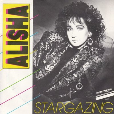Alisha - Stargazing + Boys will be boys (Vinylsingle)