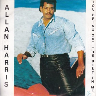 Allan Harris - You Bring Out The Best In Me +  You Bring Out The Best In Me (Vinylsingle)