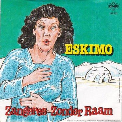 Andre van Duin - Eskimo + (medley) (Vinylsingle)