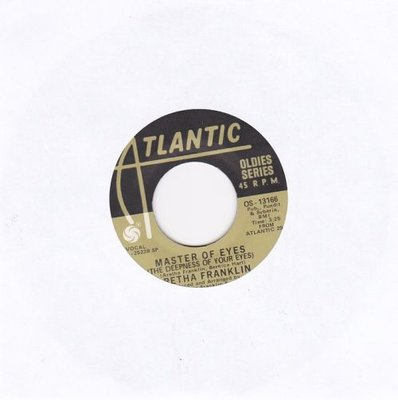 Aretha Franklin - Angel + Sister from Texas (Vinylsingle)