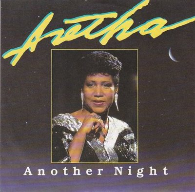 Aretha Franklin - Another Night + Kind Of Man (Vinylsingle)