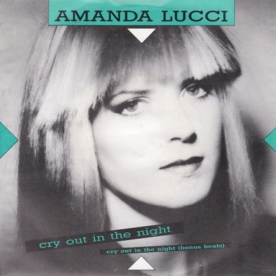 Armanda Lucci - Cry Out In The Night +  (Bonus Beats) (Vinylsingle)