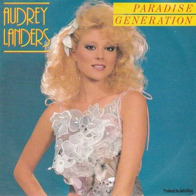 Audrey Landers - Paradise Generation + Heartbreak Survivor (Vinylsingle)