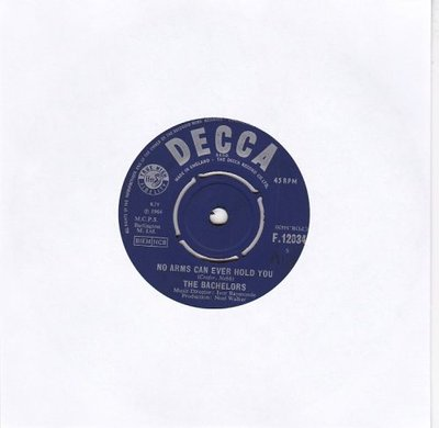 Bachelors - No arms can ever hold you + Oh Samuel don't lie (Vinylsingle)