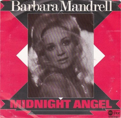 Barbara Mandrell - Midnight Angel + I Count You (Vinylsingle)