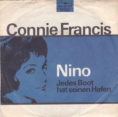 Conny Francis - Nino + Jedes boot hat seinen hafen (Vinylsingle)