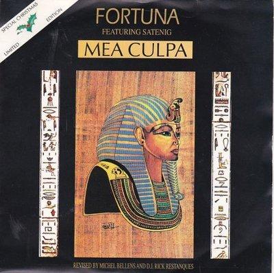 Fortuna - Mea culpa + (alleluia mix) (Vinylsingle)