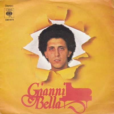 Gianni Bella - No + Sei (Vinylsingle)