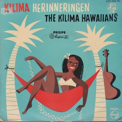 Kilima Hawaiians - Kilima herinneringen (Vinylsingle)