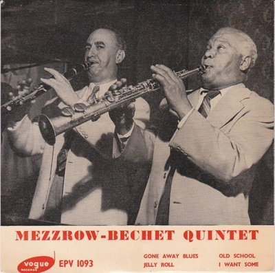 Mezzrow Bechet Quintet - King Jazz Records (Vinylsingle)