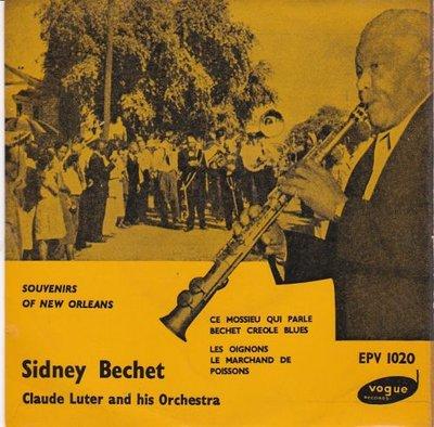 Sidney Bechet - Souvenirs Of Nouvelle-Orleans (Vinylsingle)