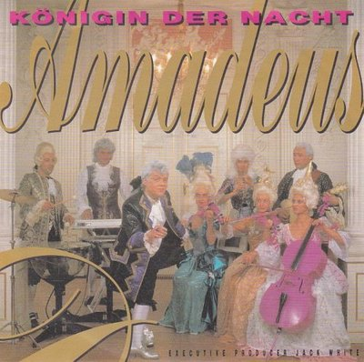 Amadeus - Konigin Der Nacht  + (Instrumental) (Vinylsingle)