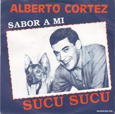 Alberto Cortez - Suco suco + Sabor a mi (Vinylsingle)