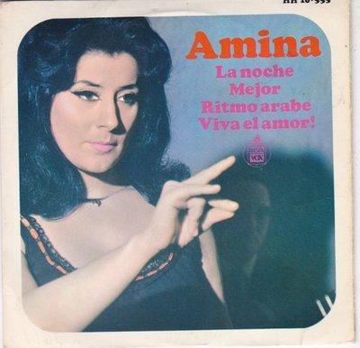 Amina - La Noche (Vinylsingle)